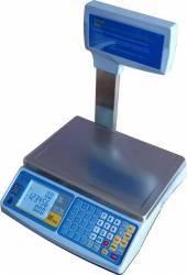 Cantar Comercial Partner FAPC-P 6 Capacitate 3000-6000g Afisaj LCD