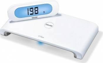 Cantar de bucatarie cu design special Beurer KS600 5kg Afisaj LCD Alb Cantare de Bucatarie