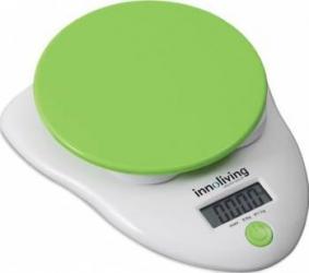 Cantar de bucatarie INNOFIT INN 126 5 kg Verde