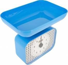 Cantar de bucatarie Victronic 10kg Mecanic Albastru