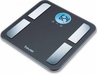 Cantar de diagnoza Beurer BF195 Afisaj LCD 180 kg Negru Cantare Personale