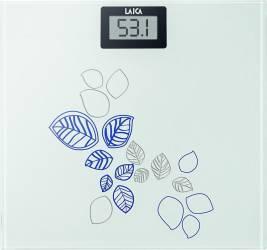 Cantar de persoane Laica PS1058, Sticla,150 kg, Albastru Cantare Personale