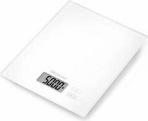 Cantar digital de bucatarie Medisana KS 210 40463 Alb 1-5kg Cantare de Bucatarie