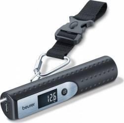 Cantar digital pentru bagaje Beurer LS50 50kg Afisaj LCD Negru Cantare Personale