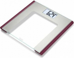 Cantar electronic Beurer GS170 150kg Afisaj LCD Oprire automata Ruby Cantare Personale