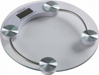 Cantar electronic DeKassa DK-1293 150kg afisaj LCD Oprire automata Indicator baterie descarcata Cantare Personale