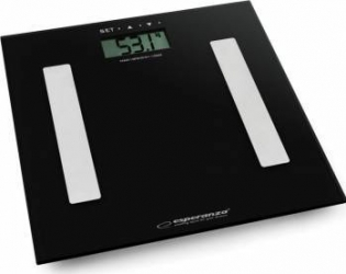 Cantar Esperanza EBS001K Fitness 180kg LCD Negru Cantare Personale