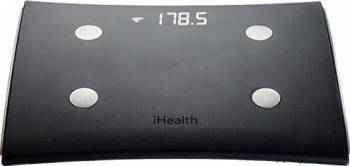Cantar iHealth Fitness Wireless Black Cantare Personale