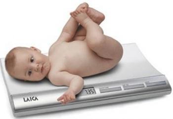 Cantar Laica PS3001 Pentru Bebelusi Cantare, termometre si aerosoli