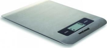 Cantar de bucatarie Westwood EK9210K 5kg Functie Tara Argintiu Refurbished Cantare de Bucatarie