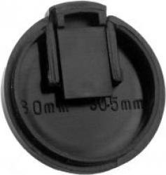 Capac obiectiv plastic Fancier CP-01 30mm Accesorii Obiective