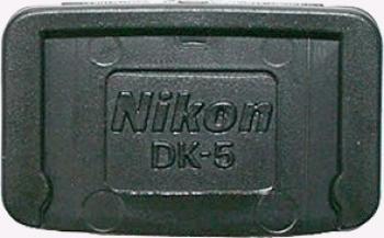 Capac Vizor Nikon DK-5