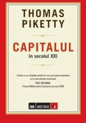 Capitalul In Secolul XXI - Thomas Piketty