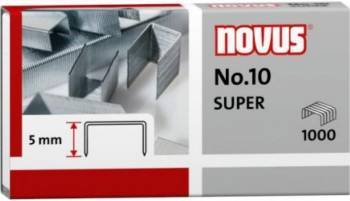 Capse Novus nr.10, 1000 buc/cutie