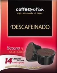 Capsule de cafea Taurus Descafeinado