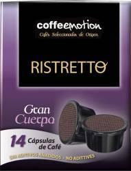 Capsule de cafea Taurus Ristretto