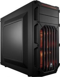 Carcasa Corsair Carbide SPEC-03 Mid-Tower Neagra cu LED Portocaliu Carcase
