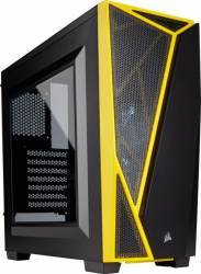 Carcasa Corsair Carbide SPEC-04 Black-Yellow Fara sursa Carcase