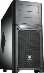 Carcasa Cougar MX 500 Black Fara sursa Carcase