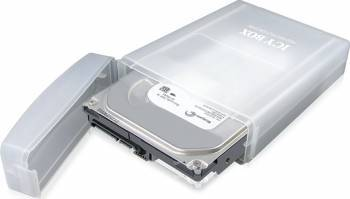 Carcasa de protectie Raidsonic Icy Box AC602a pentru 3.5inch HDD Accesorii