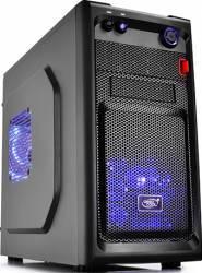 Carcasa DeepCool Smarter LED fara sursa Neagra Carcase