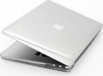 Carcasa din plastic MacBook Pro 15 inch 2016 A1707 Transparent Accesorii Diverse