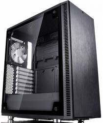 Carcasa Fractal Design Define C Tempered Glass Fara sursa Neagra Carcase