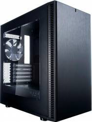 Carcasa Fractal Design Define Mini C Window Fara sursa Neagra Carcase