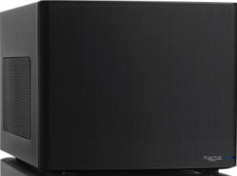 Carcasa Fractal Design Node 304 Black Fara sursa Carcase