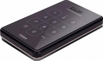 Carcasa HDD Zalman Enclosure ZM-SHE500 SATA 3 2.5inch USB 3.0 neagra Rack uri