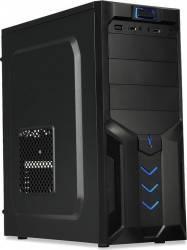 Carcasa IBOX Vesta S10 Fara sursa Neagra Carcase