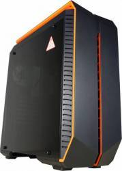 Carcasa Inaza Devastator Fara sursa Black-Orange Carcase