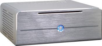 Carcasa Inter-Tech E-i7 Silver Carcase