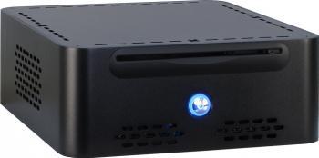 Carcasa Inter-Tech Q-5 Black Carcase