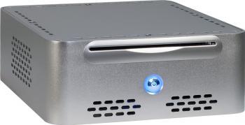 Carcasa Inter-Tech Q-5 Silver Carcase