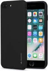 46bd7cedd83 Carcasa Meleovo Metallic Slim 360 pentru iPhone 7 plus 8 Plus Black Huse  Telefoane