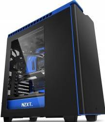 pret preturi Carcasa NZXT H440 window fara sursa neagra + albastru