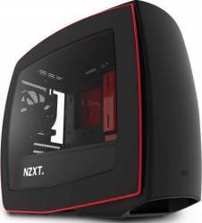 Carcasa NZXT Manta Black-red Window Fara sursa Carcase