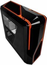 Carcasa NZXT Phantom 410 Fara sursa Black-Orange Carcase