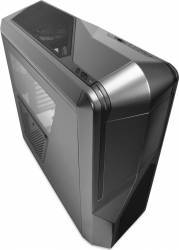 Carcasa NZXT Phantom 410 window fara sursa gunmetal Carcase