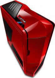 Carcasa NZXT Phantom Red fara sursa Carcase