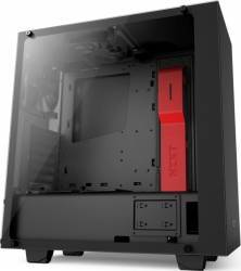 Carcasa NZXT S340 Elite Black-Red