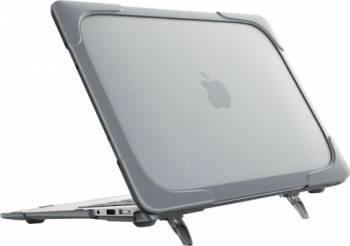 Carcasa OEM MacBook ProRetina 13 inch cu margini antisoc Gri Genti Laptop