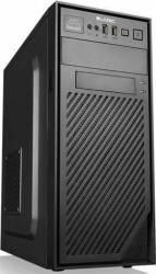 Carcasa PC Logic Concept H2 cu sursa 500W Neagra Carcase
