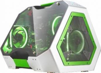 Carcasa Segotep SG-TG Green Fara sursa Carcase