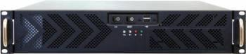 Carcasa server Chieftec UNC-210TR-B 400W Neagra Carcase server