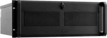 Carcasa server Chieftec UNC-410S-OP Fara sursa Neagra Carcase server