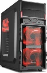 Carcasa Sharkoon VG5-W Red Fara sursa
