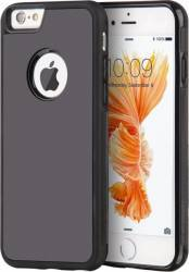 Carcasa Tellur Apple iPhone 6/6S Plus Antigravity Neagra huse telefoane
