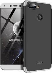 98566f1deb4 Carcasa Xiaomi Redmi 6 GKK 360 Negru Argintiu Huse Telefoane